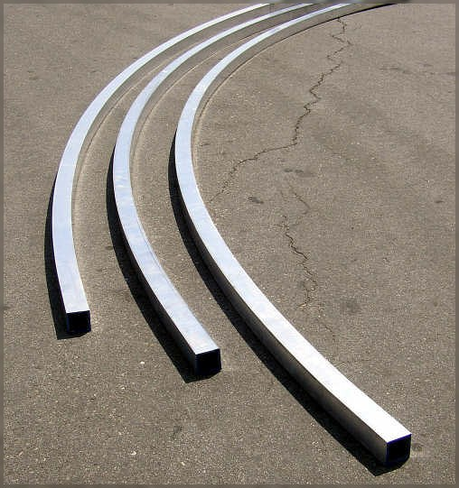 Pipe Bend Hot Induction Bend Induction Bending